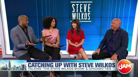 Steve Wilkos Talks Chicago & Behind the Scenes Secrets